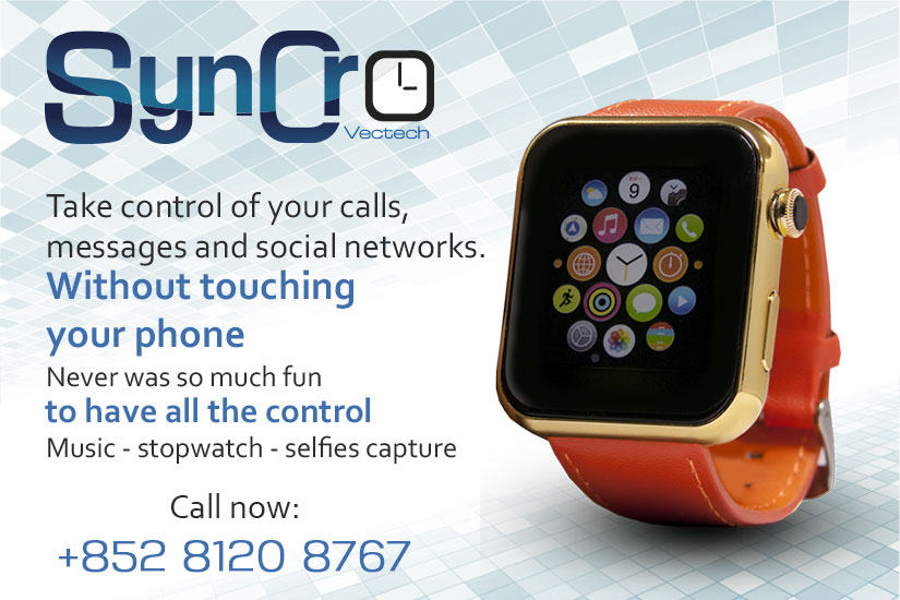 SynCro Smart watch